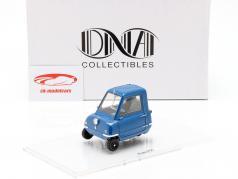 Peel P50 ano de construção 1964 azul 1:18 DNA Collectibles