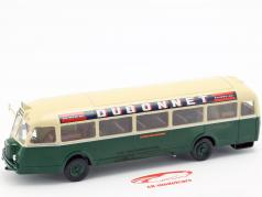 Chausson AP-47 RATP bus France year 1947 dark green / cream 1:43 Altaya