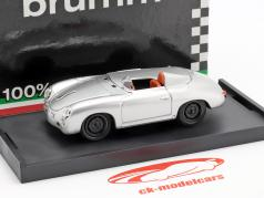 Porsche 356 Speedster Records Monza 1957 Goetze, Von Frankenberg 1:43 Brumm