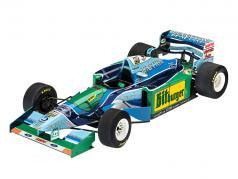 25 aniversário Benetton Ford F1 estojo 1:24 Revell