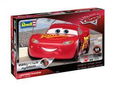 Lightning McQueen Cars equipo 1:24 Revell