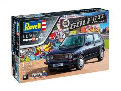 35 Years of Volkswwagen VW Golf GTI Pirelli Bausatz 1:24 Revell