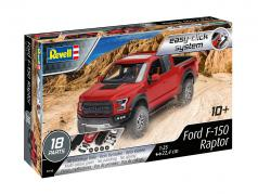 Ford F-150 Raptor kit rot 1:25 Revell