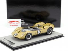 McLaren Elva Mark 1 #5 Spinout Movie 1966 1:18 Tecnomodel