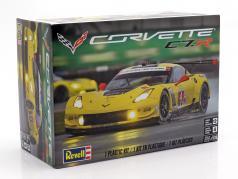 Chevrolet Corvette C7.R #4 estojo 1:25 Revell