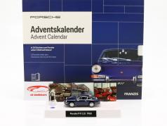 Porsche Calendrier de l'Avent 2019: Porsche 911 1:43 Franzis