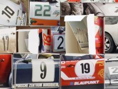 Porsche Calendrier de l'Avent 2019: en 24 pas au Porsche dessous la arbre de Noël