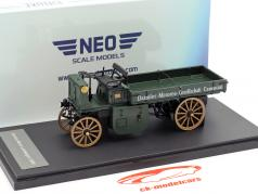 Daimler Motor-Lastwagen year 1898 dark green 1:43 Neo