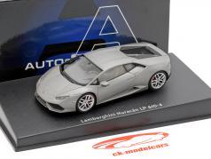 Lamborghini Huracan LP610-4 Baujahr 2014 matt grau 1:43 AUTOart