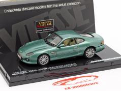 Aston Martin DB7 Vantage grün metallic / green metallic 1:43 Vitesse