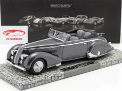 Lancia Astura Tipo 233 Corto année 1936 gris métallique 1:18 Minichamps
