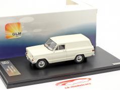 Kaiser Jeep Panel Delivery Baujahr 1962 weiß 1:43 GLM
