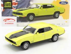 Ford Falcon XB GT351 Baujahr 1974 gelb 1:18 Greenlight