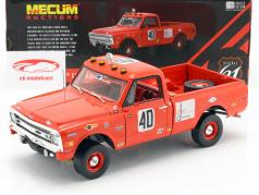 Chevrolet C10 Baja 1000 Pick-Up Truck Baujahr 1969 rot 1:18 Greenlight