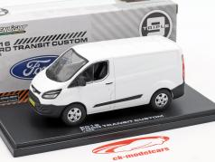 Ford Transit Custom V362 year 2016 white 1:43 Greenlight