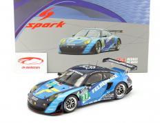 Porsche 911 (997) GT3 RSR #77 Le Mans 24 2012 Lieb, Lietz, Henzler 1:18 Spark