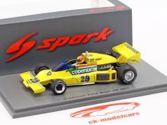 Ingo Hoffmann Copersucar FD04 #29 Brasilien GP Formel 1 1977 1:43 Spark