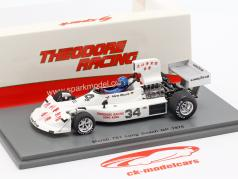 Hans-Joachim Stuck March 761 #34 Long Beach GP formel 1 1976 1:43 Spark