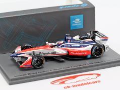 Felix Rosenqvist Mahindra M4Electro #19 vencedor HongKong fórmula E 2017/18 1:43 Spark