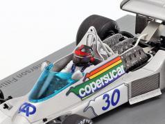 Emerson Fittipaldi Copersucar FD04 #30 6th Monaco GP formula 1 1976 1:43 Spark