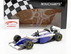 Damon Hill Williams FW16 #0 2nd Brasilien GP Formel 1 1994 1:18 Minichamps