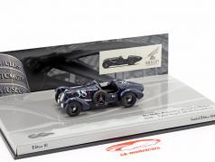 Talbot Lago T26-SS #38 Grandiose Prix Année 1936 bleu foncé 1:43 Minichamps