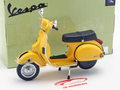 Vespa P200E del year 1978 yellow 1:12 NewRay