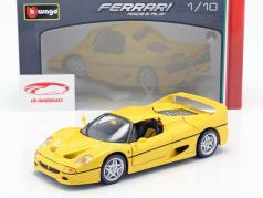Ferrari F50 gelb 1:18 Bburago