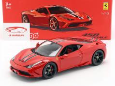 Ferrari 458 Speciale rot 1:18 Bburago Signature