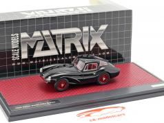 Aston Martin DB3 S FHC year 1956 black 1:43 Matrix