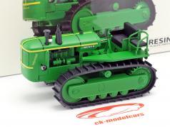 Deutz 60 PS tracteur chaîne vert 1:32 Schuco