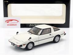 Savanna Mazda RX-7 (SA) Nouveau 1978 1:18 AUTOart blanc