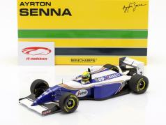 Ayrton Senna Williams FW16 #2 Brasilien GP Formel 1 1994 1:18 Minichamps