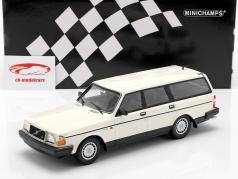 Volvo 240 GL Break Baujahr 1986 weiß 1:18 Minichamps