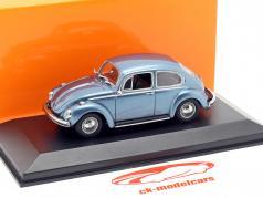 Volkswagen VW 1302 Opførselsår 1970 blå metallisk 1:43 Minichamps