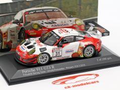 Porsche 911 GT3 R #31 Vinder VLN 3 Nürburgring 2018 Frikadelli 1:43 Minichamps