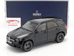 Mercedes-Benz GLE año de construcción 2019 negro 1:18 Norev