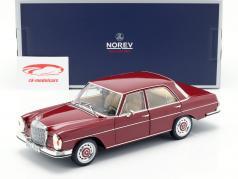Mercedes-Benz 280 SE (W108) year 1968 dark red 1:18 Norev