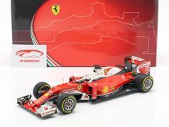 Sebastian Vettel Ferrari SF16-H #5 3rd Australia GP formula 1 2016 1:18 BBR