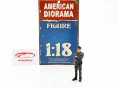 Polizist aus Deutschland Figur 1:18 American Diorama
