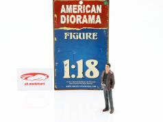 Detektiv Version 1 Figur 1:18 American Diorama