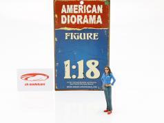 Detektiv Version 3 Figur 1:18 American Diorama