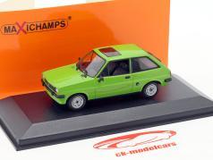 Ford Fiesta ano 1976 cal 1:43 Minichamps