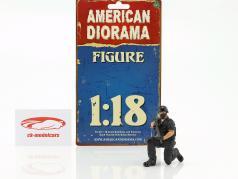 Swat Team bom atirador figura 1:18 American Diorama