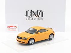 Audi TT 3.2 year 2003 papaya orange 1:18 DNA Collectibles