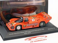 Porsche 956K #1 勝者 DRM Supersprint Nürburgring 1984 Stefan Bellof 1:43 CMR