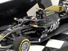 Kevin Magnussen Haas VF-19 #20 公式 1 2019 1:43 Minichamps