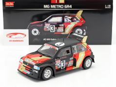 MG Metro 6R4 #3 Rallycross 1986 Will Gollop 1:18 SunStar
