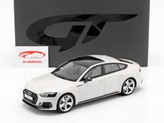 Audi RS 5 Sportback anno di costruzione 2019 suzuka grigio 1:18 GT-Spirit