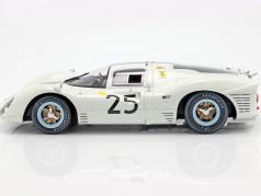 Ferrari 412 P #25 24h LeMans 1967 Rodriguez, Baghetti 1:12 CMR